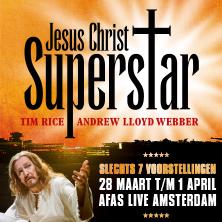AFAS theater Jesus Christ Superstar | ISA Security