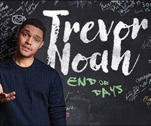 ISA beveiligt show Trevor Noah